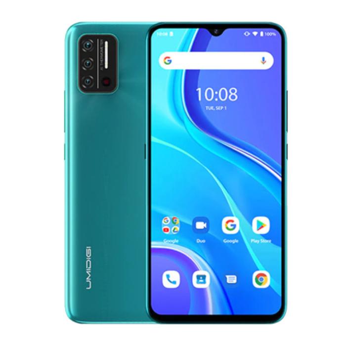 A7S Smartphone Peacock Green - Unlocked SIM Free - 2 GB RAM - 32 GB Storage - 13MP Triple Camera - 4150mAh Battery - New Condition - 3 Year Warranty