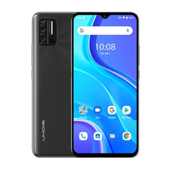 Smartphone A7S Gris Granit - Carte SIM Débloquée - 2 Go de RAM - 32 Go de Stockage - Triple Caméra 13MP - Batterie 4150mAh - Etat Neuf - Garantie 3 Ans