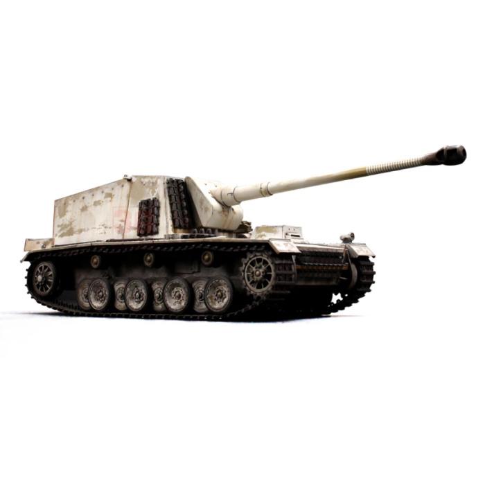 1:35 Schaalmodel Panzer Selbstfahrlafette Tank Bouwkit - Duitse Panther Leger Model 00350