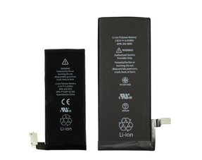 iPhone batterijen
