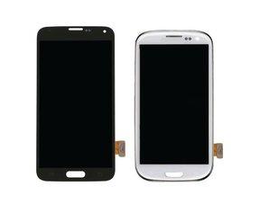 Samsung Galaxy S screens