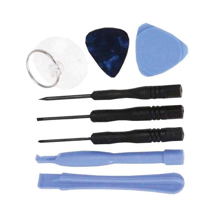 Stuff Certified® Complete Gereedschap Tools Tool Kit Outils Screwdriver Schroevendraaier Set - Voor Apple iPhone 4 4S 5 5S 5C 6 6+ 6S+ 7 7+ 8 8+ X XS 11 Plus Pro Max