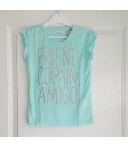 Lemon Beret Tshirt Friend