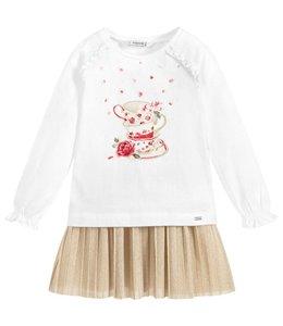 Mayoral T-shirt & skirt