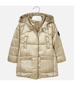 Mayoral Wintercoat gold