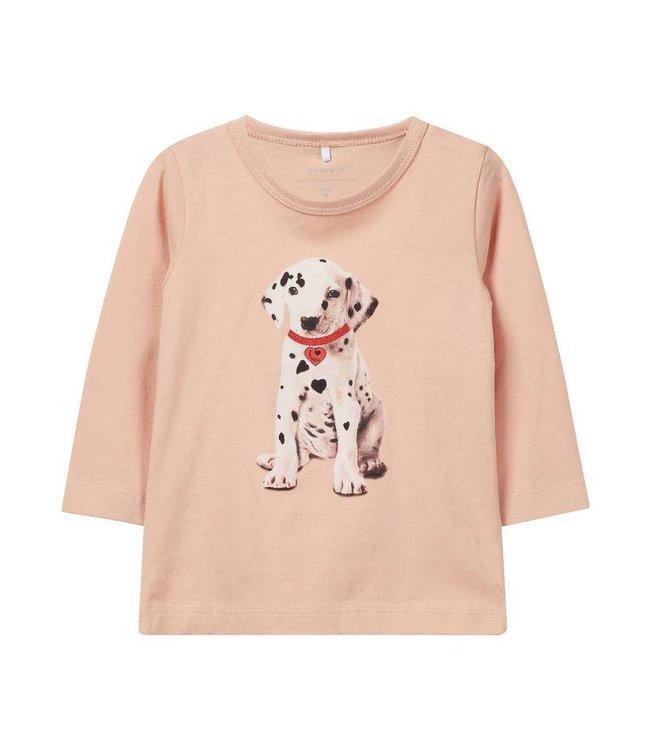 """Name It T-shirt """"Dog"""""""