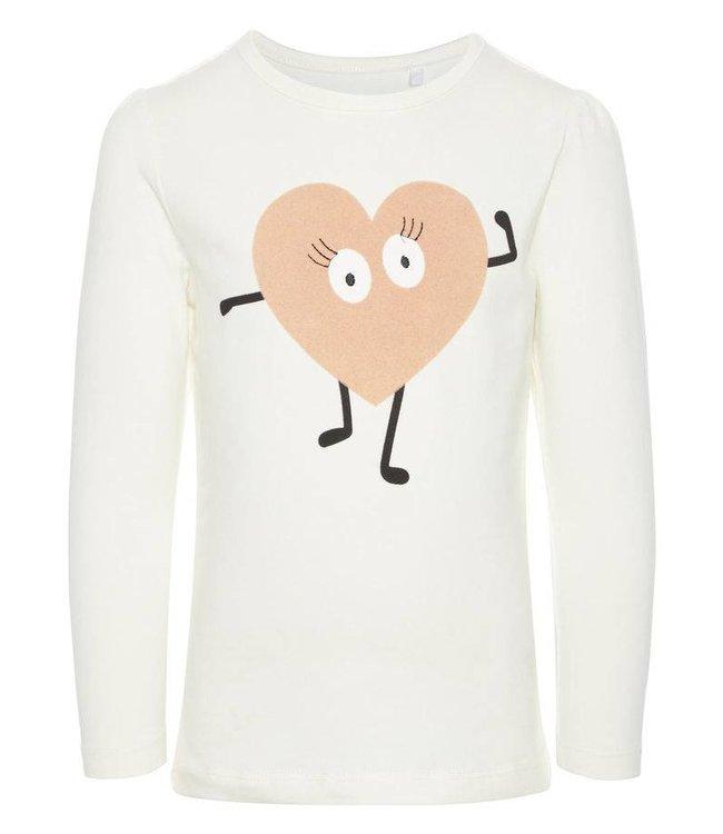Name It T-shirt Heart