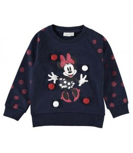 Name It Sweater Minnie Mousse