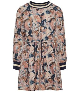 Name It Bloemenprint jurk