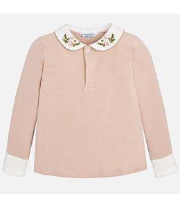 Mayoral Polo tshirt pink