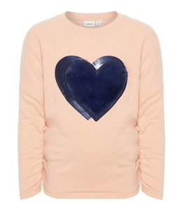 Name It Sweater paillet Heart