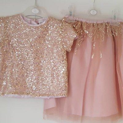 Glitter kledij
