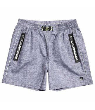 Superdry Active training short grijs M71500PQF1