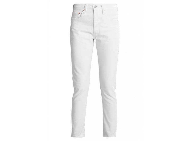Levi's 501 Skinny in the clouds wit 29502-0028 501