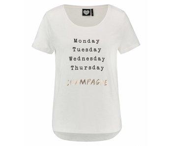 T-shirt Friyay off white 1802020296