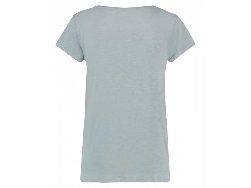 T-shirt baby blue lichtblauw 1802020216