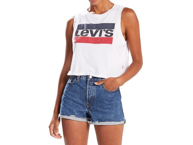 Levi's Graphic crop wit 39810-0000