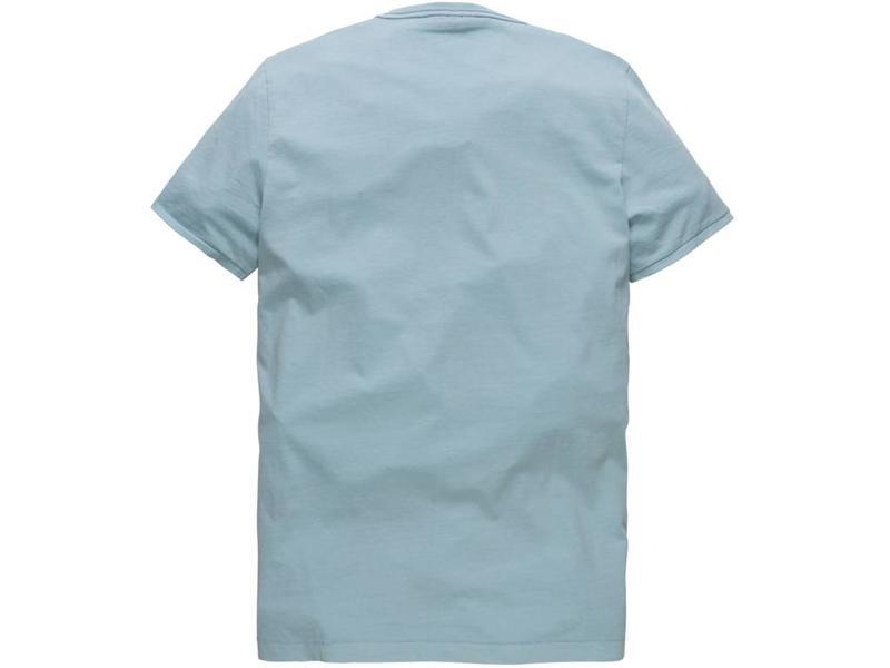 PME Legend Short sleeve r-neck Single Jersey T: Sky Blue PTSS184532