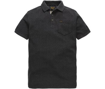 PME Legend Short sleeve polo Light Pique Dark Navy PPSS184861