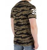 G-Star Tertil t-shirt groen D10133-A268-8673