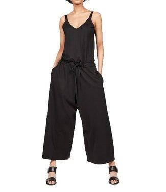 G-Star RC Jumpsuit s/less zwart D09000-7660-6484