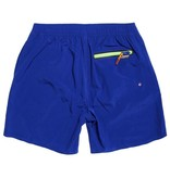 Superdry Sd sports volley swimshort blauw M30003HQ