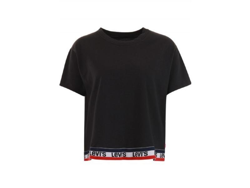 Levi's Graphic J.v. tee donkerblauw 39389-0027