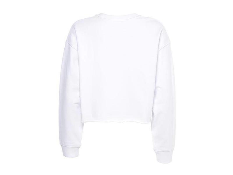 Levi's Graphic raw cut sweater white 56340-0003