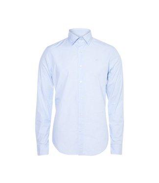 G-Star Core MOP Shirt ls lichtblauw D09263