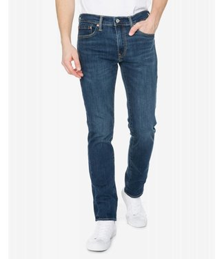 Levi's 511 slim fit thermadapt blauw 04511-2625