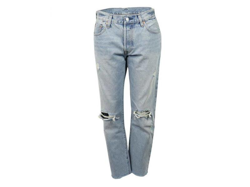 Levi's 501 cropped jeans crazy cool 36200-0004