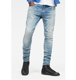 G-Star 3301 deconstructed skinny blauw D01159-9136-4970