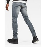 G-Star 3301 deconstructed skinny grijs D01159-9882-89