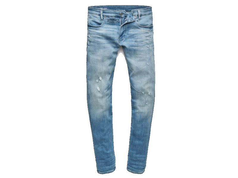G-Star D-staq 5-pkt skinny blauw D09125-9136-1243