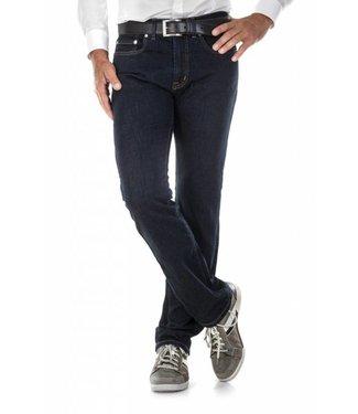 Pierre Cardin Lyon modern fit donkerblauw 3091-7192-67