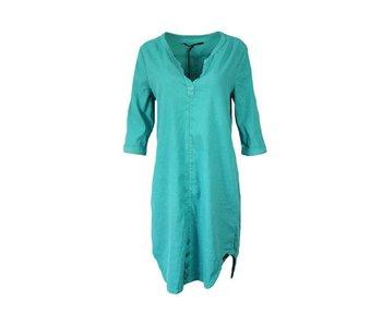 Penn & Ink Dress seagreen S18W041LTD