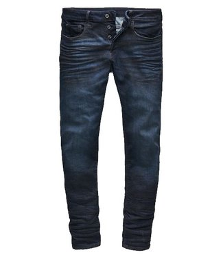 G-Star 3301 Deconstructed slim jeans blauw D05702-8968-8960