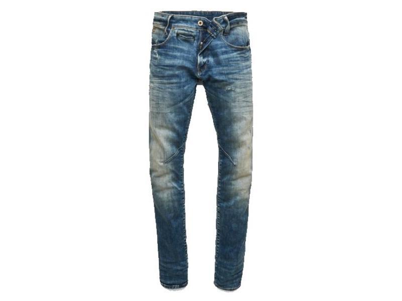 G-Star D-staq 5-pkt skinny blauw D09125-8968-9262