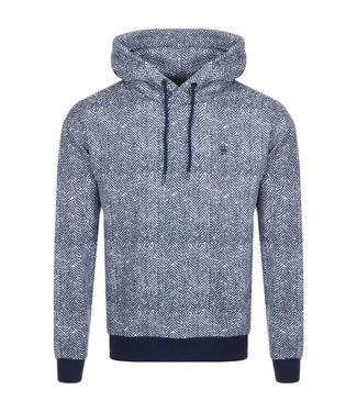 G-Star Siringo stor hooded sw l/s off white D10684-A554-7008