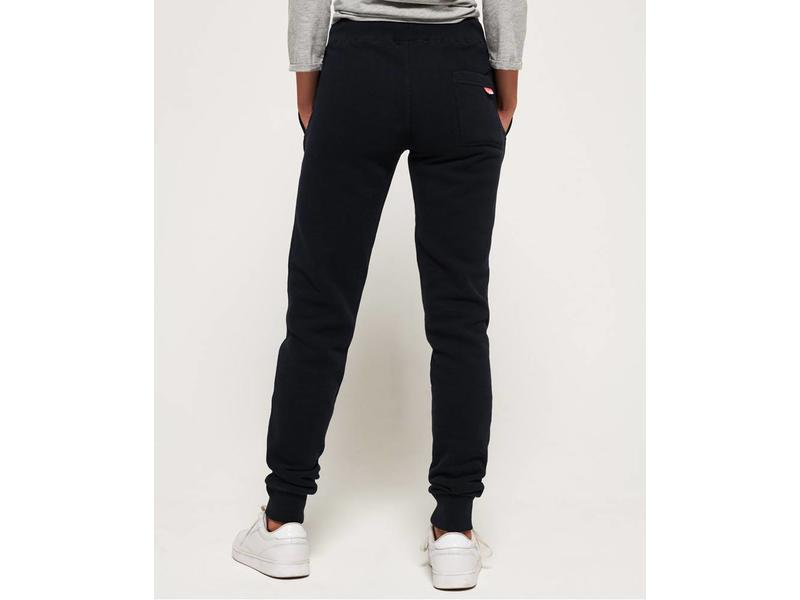Superdry Track&field joggers donkerblauw G70001NR