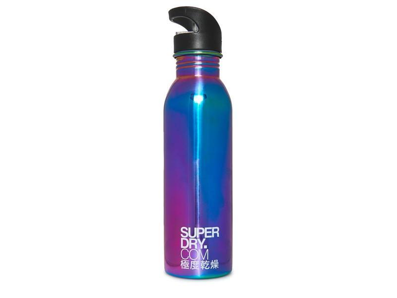 Steel sport bottle blauw GS4010SR