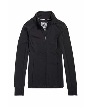 Core track jacket zwart GS30044AR