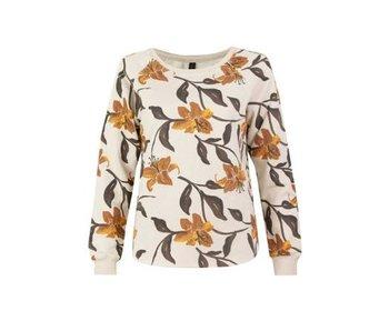 10Days Sweater lucky lilly zand 20-814-8103