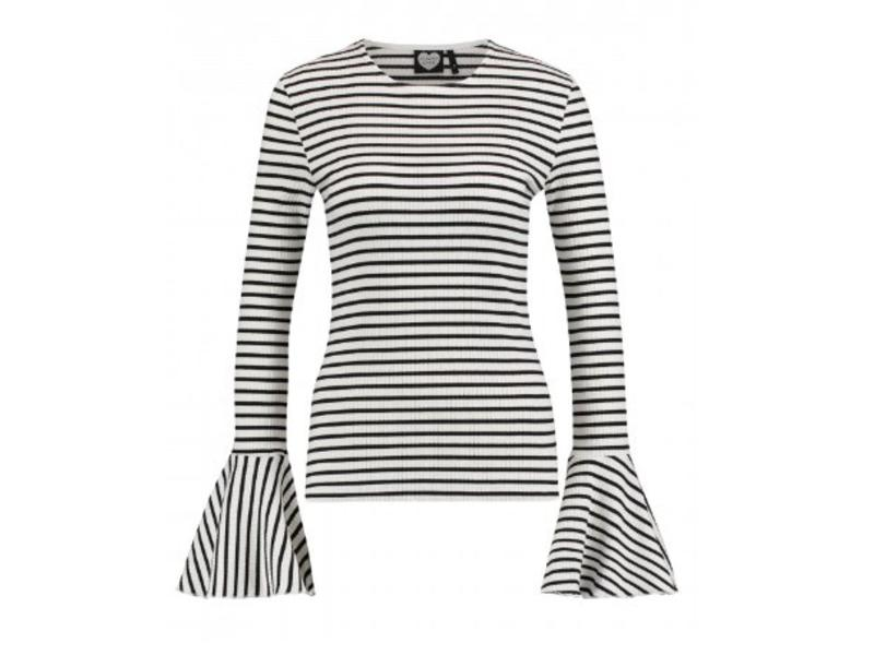 Ls mono stripe off white 1702040608
