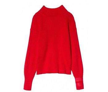 10Days Sweater rood 20-600-8103
