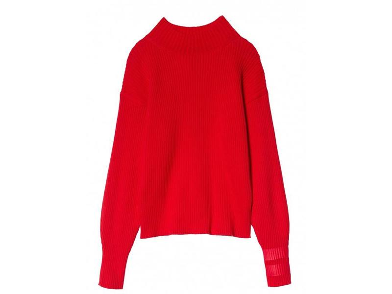 10Days Sweater rood 20-600-8103