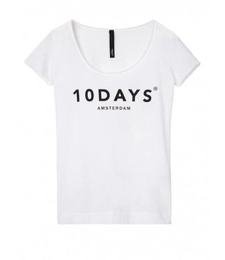 10Days Prome tee wit 21-741-9900