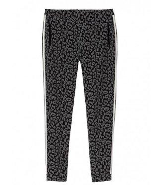 10Days Jogger leopard zwart 20-017-8103