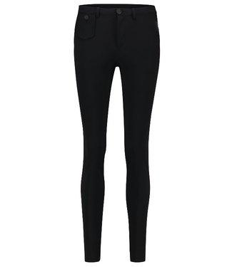 PENN&INK N.Y Trousers zwart Rosy