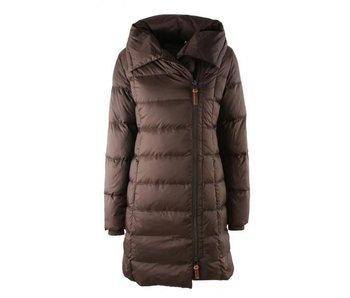 Moscow Long coat groen FW18-10.05